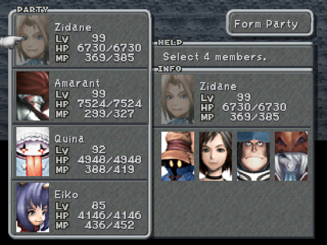 File:FFIX Party Screen.png