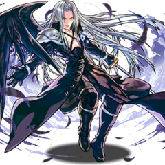 No.2765 One-Winged Angel, Sephiroth.
