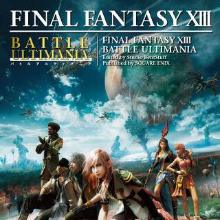 <i>Final Fantasy XIII Battle Ultimania</i>.