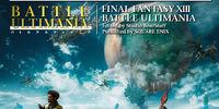 Final Fantasy XIII Battle Ultimania