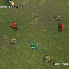 Reptile Run in <i>Final Fantasy X-2</i>.