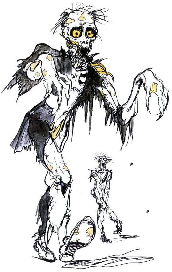 Zombie Final Fantasy Ii Final Fantasy Wiki Fandom