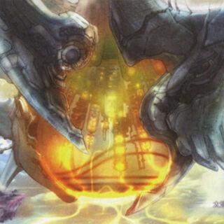 Artwork of Phoenix's core.