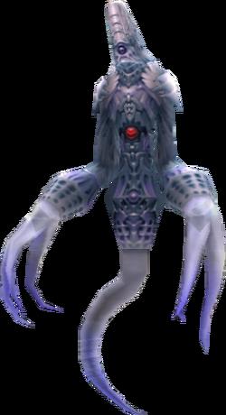 XII wraith render