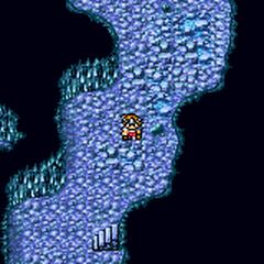 Waterfall Cavern (GBA).