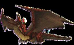 FF4HoL Red Dragon