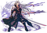 PAD Sephiroth artwork