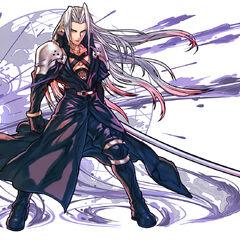 No. 2031 Sephiroth.