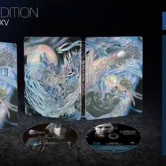 <i>Final Fantasy XV</i> Deluxe Edition.
