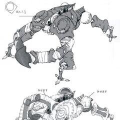 Mech Defender & Mech Hunter.