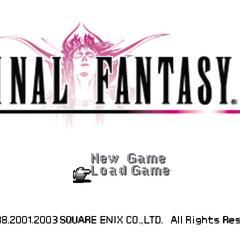 <i>Final Fantasy II</i> (PS).