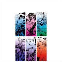 25th Memorial Ultimania Volume 1 cover.