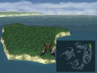 FFVIII Island Closest to Heaven