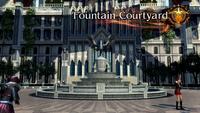 FFT-0 Akademeia Fountain Courtyard
