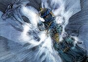 XI Blue Mage Artwork 2