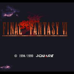 <i>Final Fantasy VI</i> (PS).