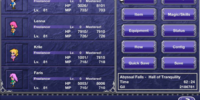 Menu (Final Fantasy V)
