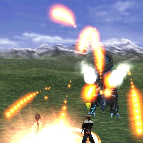 Hexadragon uses Melt Eye.