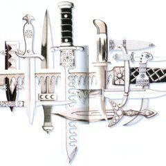 Daggers.