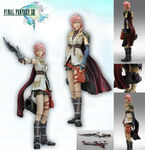 Lightning play arts kai