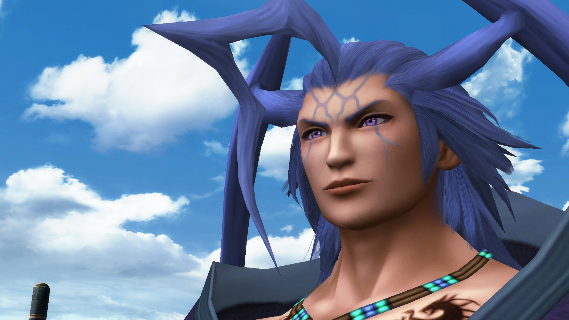 Image result for ffx seymour