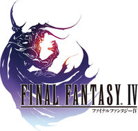 Logo of Final Fantasy IV DS