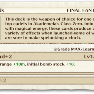 Ace's Cards item