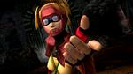 FFX HD Rikku Diving Suit
