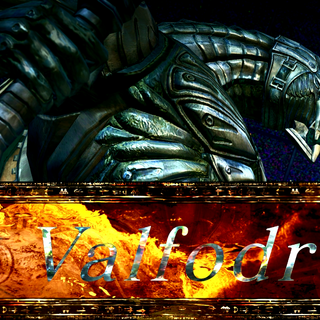 Valfodr's introduction.