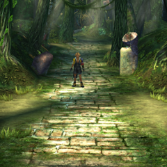 The central conjunction in <i>Final Fantasy X</i>.