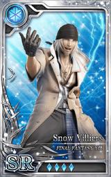 FF13 Snow Villers SR I Artniks