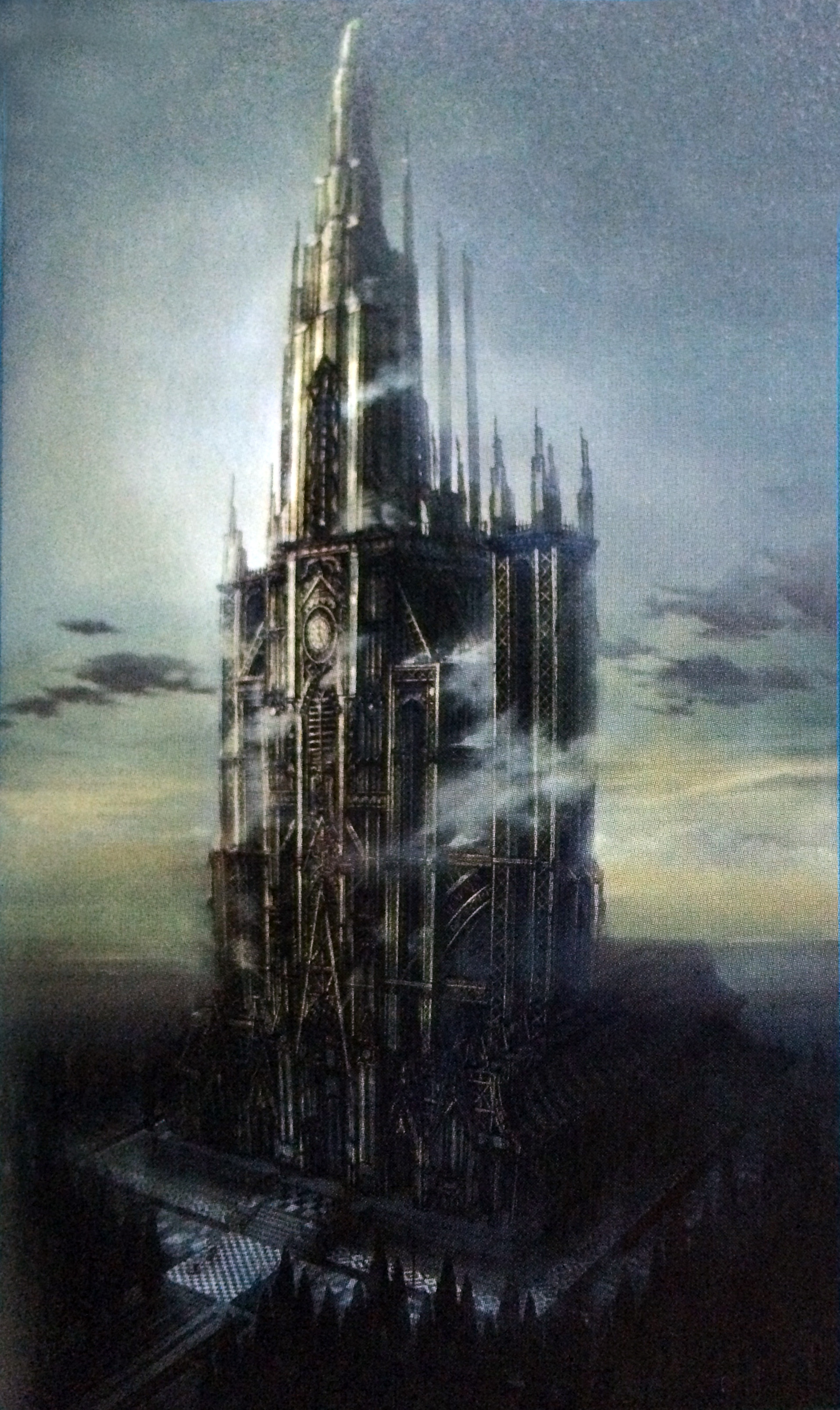 Watercolor artists directory wiki - Image Lrffxiii Artwork Luxerion Cathedral Jpg Final Fantasy Wiki Fandom Powered By Wikia