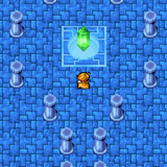 The Wind Crystal (GBA).