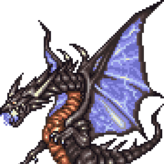 <i>FFV</i> summon.