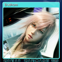 Steam Trading Card