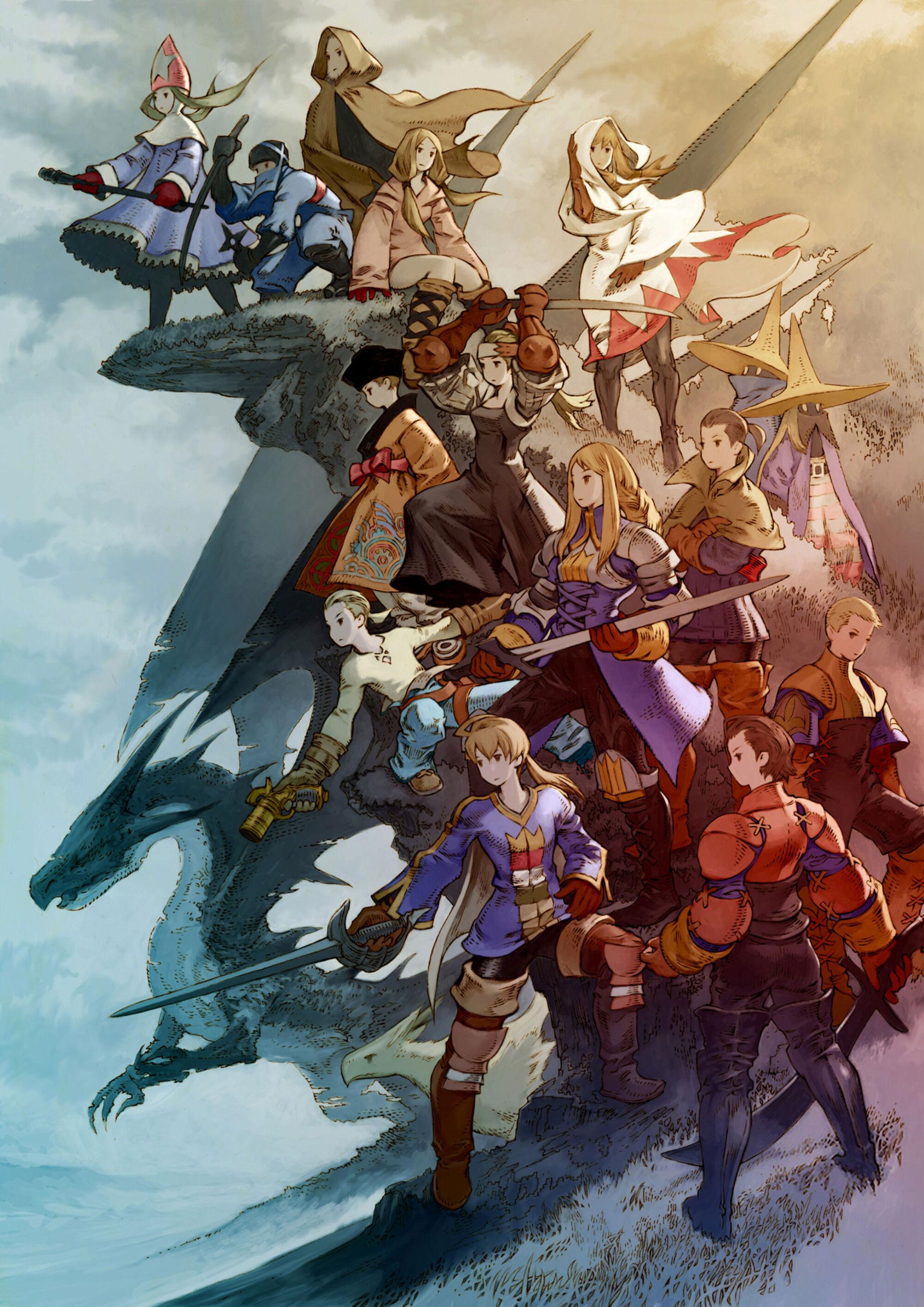 Final Fantasy Tactics  Playstation  amazoncom