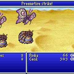 A Preemptive Strike (GBA)