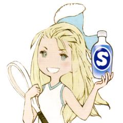 SP drink artwork.