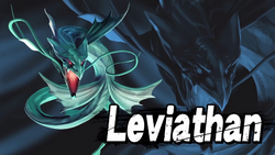 Leviathan Smash Bros Splash Card