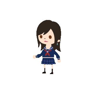 Schoolgirl Tifa.