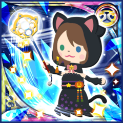 Diamond Dust (Black Cat) (UR+)