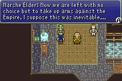 FFVI GBA Narshe Returners Alliance 2