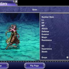 Undead Siren in the iOS version.