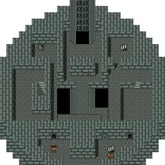 The sixth floor of Pazuzu's Tower.