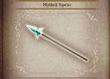 Bravely Default Mythril Spear