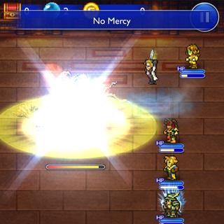 No Mercy.