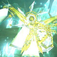 Minerva in-game.