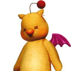 Yuna as a Mascot.