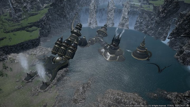 The MMO Grind: Final Fantasy XIV Makes Gearing Up Easier