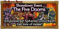 FFRK The Five Dooms Event